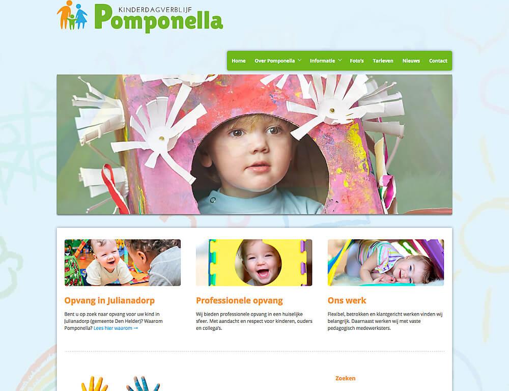 Kinderdagverblijf Pomponella