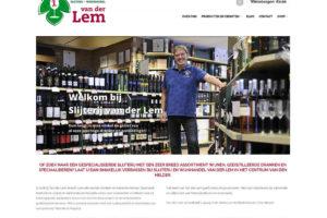 Slijterij – Wijnhandel Van der Lem